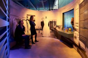 """Intreview des témoins et rédaction des supports d'exposition """"Ma première émotion à la voile"""", Cité de la Voile, Lorient, 2013/2014."""