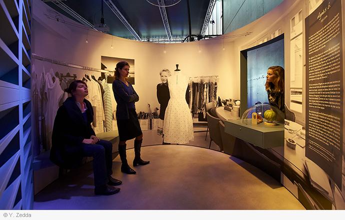 Crédit Photo Yvan Zedda - Exposition Temporaire - Ma première émotion à la voile - Cité de la Voile Eric Tabarly Lorient - 2013