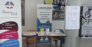 Stand Forum Docteurs & Entreprises - 27 juin 2014 - Brest