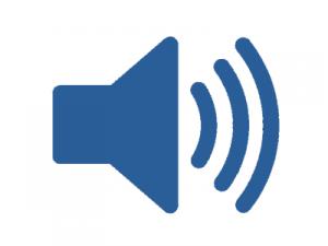 Ecoutez l'enregistrement audio