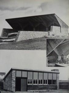 Photos Penfret, bâtiments André Gomis, revue Glénans